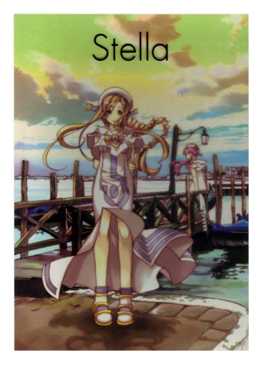 Stella 天野こずえ Illustration Works2